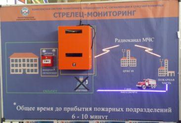 Вывод пожарной сигнализации на пульт пожарной части